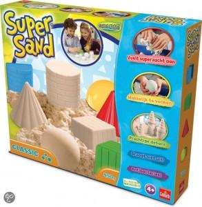 Kinetisch zand - Supers Sand startersset