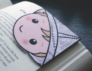 boekenlegger-boekenhoedje
