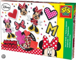 cadeau-strijkkralen-minnie-mouse