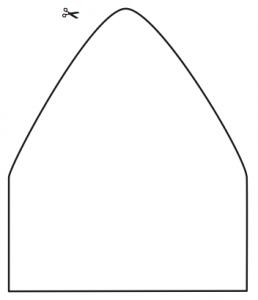 mijter-patroon-klein