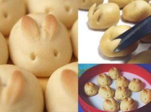 pasen-konijnenbroodjes