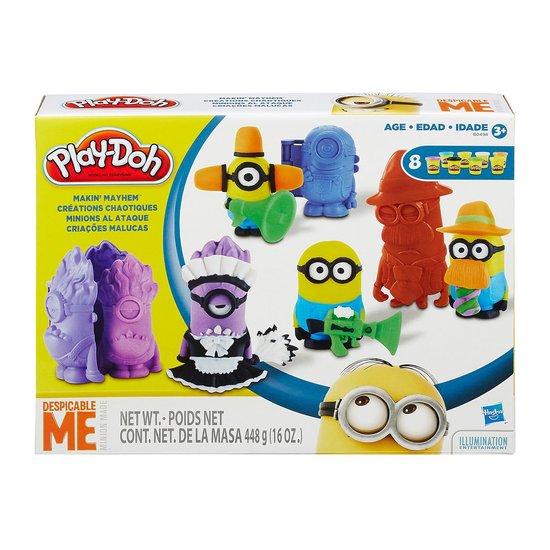 minions-speelklei-set