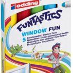 Feestdagen versiertip: je ramen versieren met krijtstift!