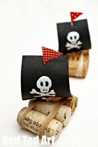 kurk-piratenbootje