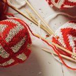 Kerstballen knutselen top 15 #2: breien