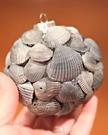 kerstballen-schelpen-piepschuim