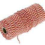 Kerstballen knutselen top 15 #6: touw