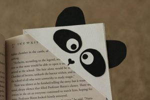 panda-boekenlegger